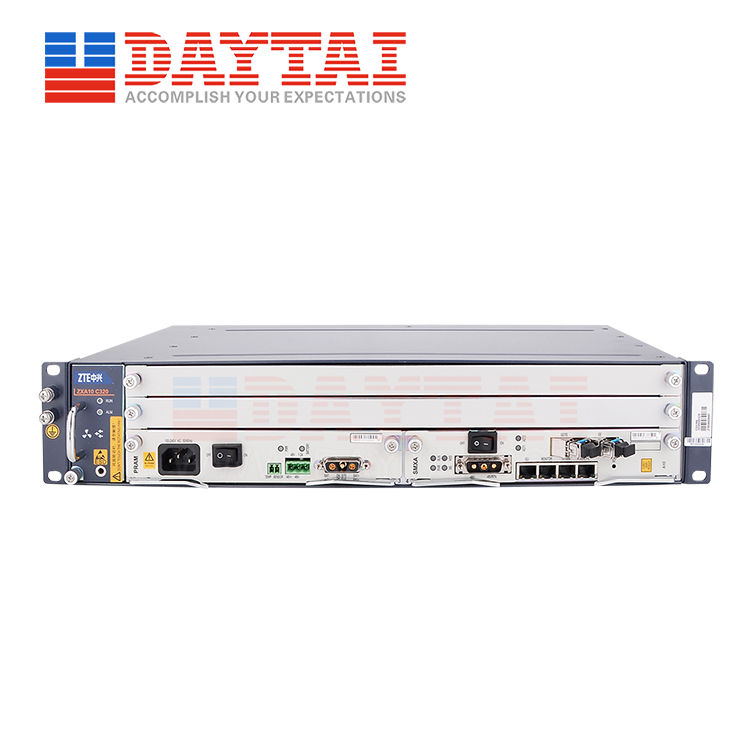 ZTE C320 OLT Chassis
