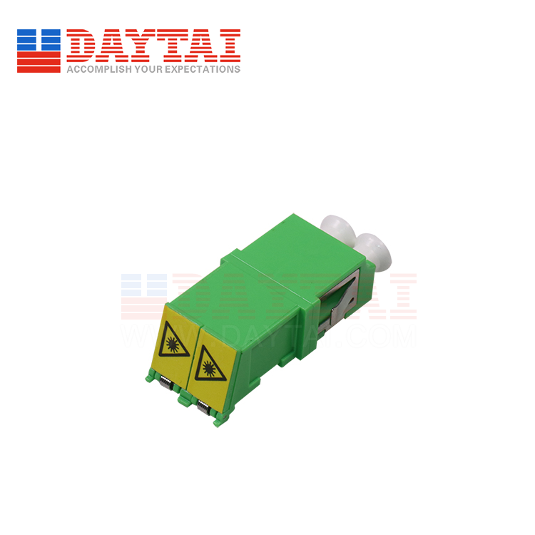 LC/APC-SM-DX-Fiber Optic Adapter-Avoid laser-Without Flange