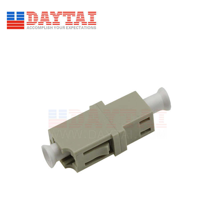 LC-MM-OM1,OM2-SX-Fiber Optic Adapter-Without Flange