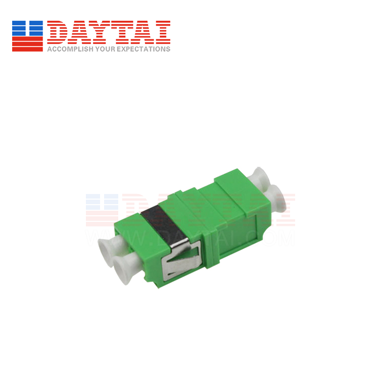 LC/APC-SM-DX-Fiber Optic Adapter-symmetrical  type-Without Flange