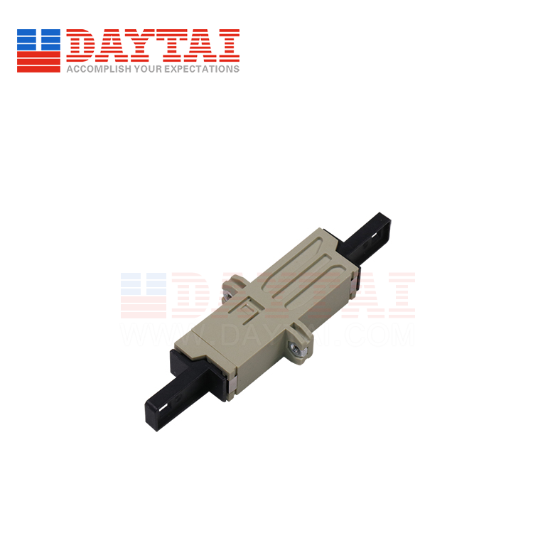 E2000-MM-SX-Fiber Optic Adapter