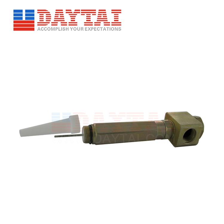 5/8 Female to 5/8 Male Connector 90 Degree With 3'' Extension