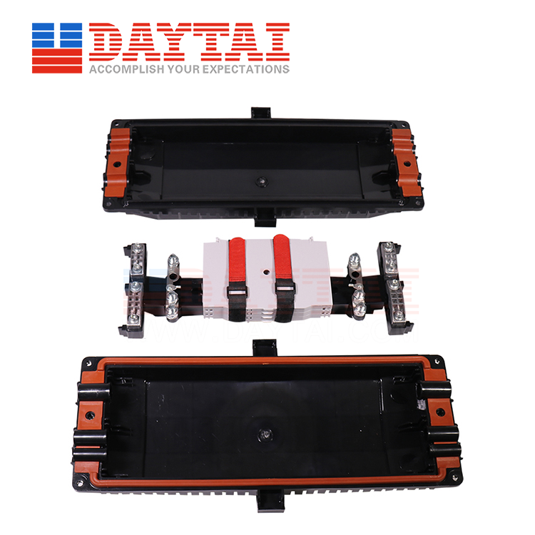 2 inlet+2 Outlet 96 Core Horizontal Closure (DT-FOSC-H8004)