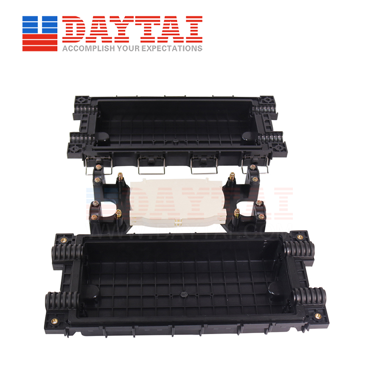 2 inlet+2 outlet 96 Core in-Line Closure (DT-ILC4-8KS)