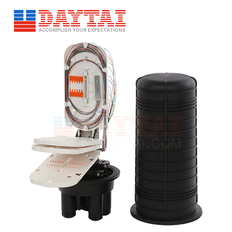 5 inlet/Outlet 144Core Dome Closure (DT-DC95-JX)