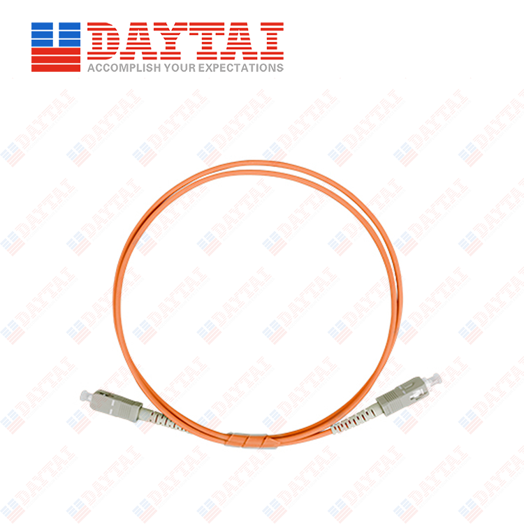 SC MM OM2 Patch Cord