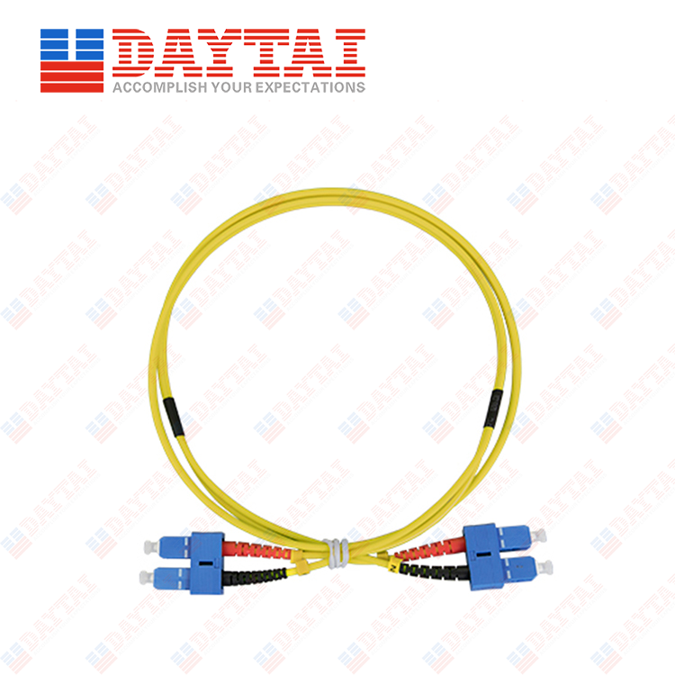 SC/UPC DX Patch Cord