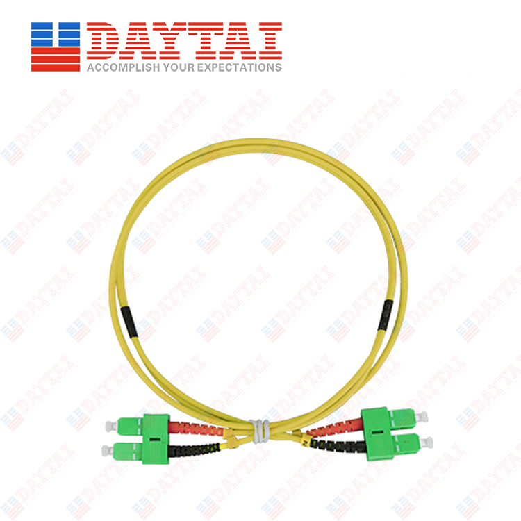 SC/APC DX Patch Cord