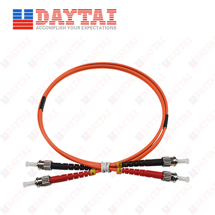 ST MM OM2 DX Patch Cord