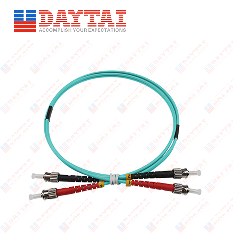 ST MM OM3 DX Patch Cord