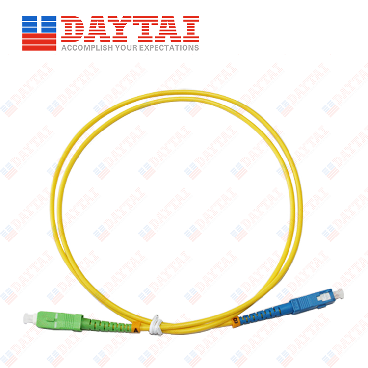 SC/APC-SC/UPC Patch Cord