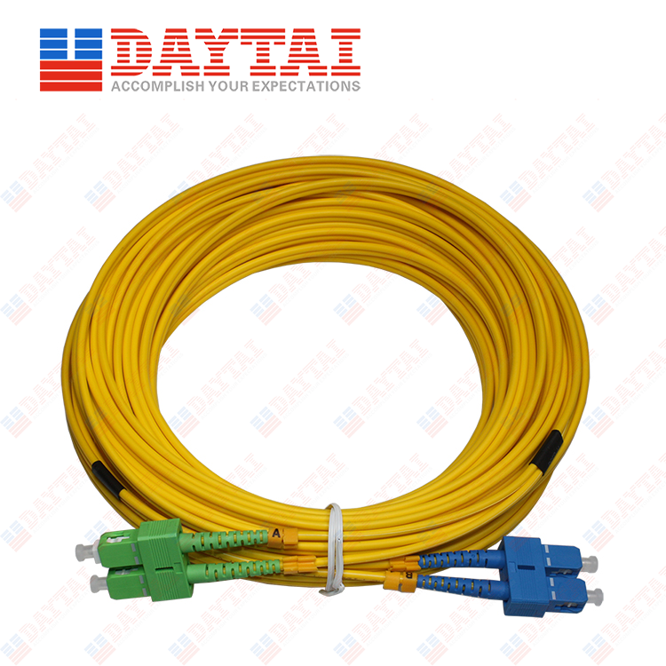 SC/APC-SC/UPC DX Patch Cord