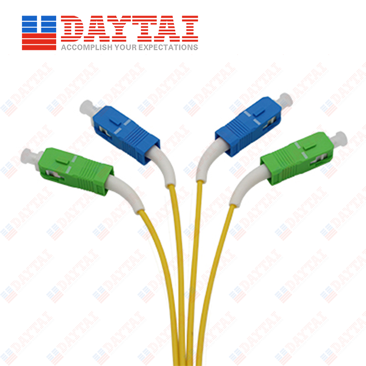 45° Bend Boot Patch Cord