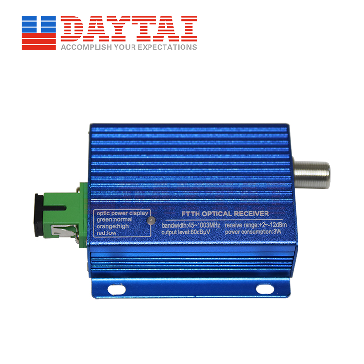 AGC FTTH Optical Receiver (DT-OR-H3)