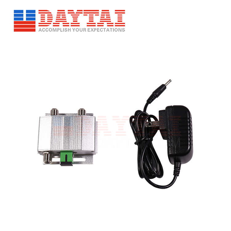 AGC 3Way Optical Receiver (DT-OR-A003A)