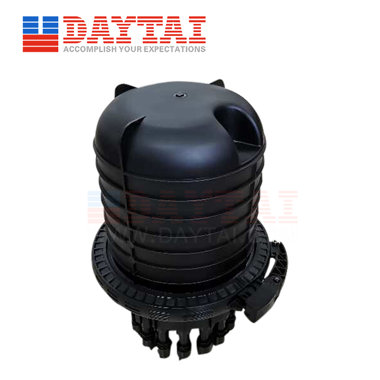 16Core Drop Cable Dome Closure (DT-FOSC-16FC48)