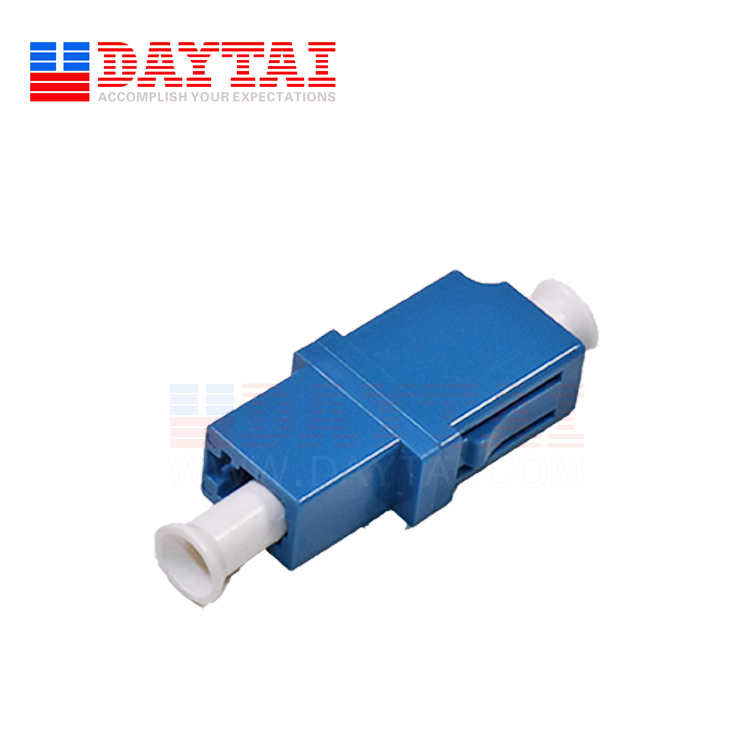 LC/UPC-SM-SX-Fiber Optic Adapter-Without Flange