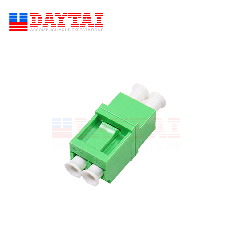LC/APC-SM-DX-Fiber Optic Adapter-Without Flange
