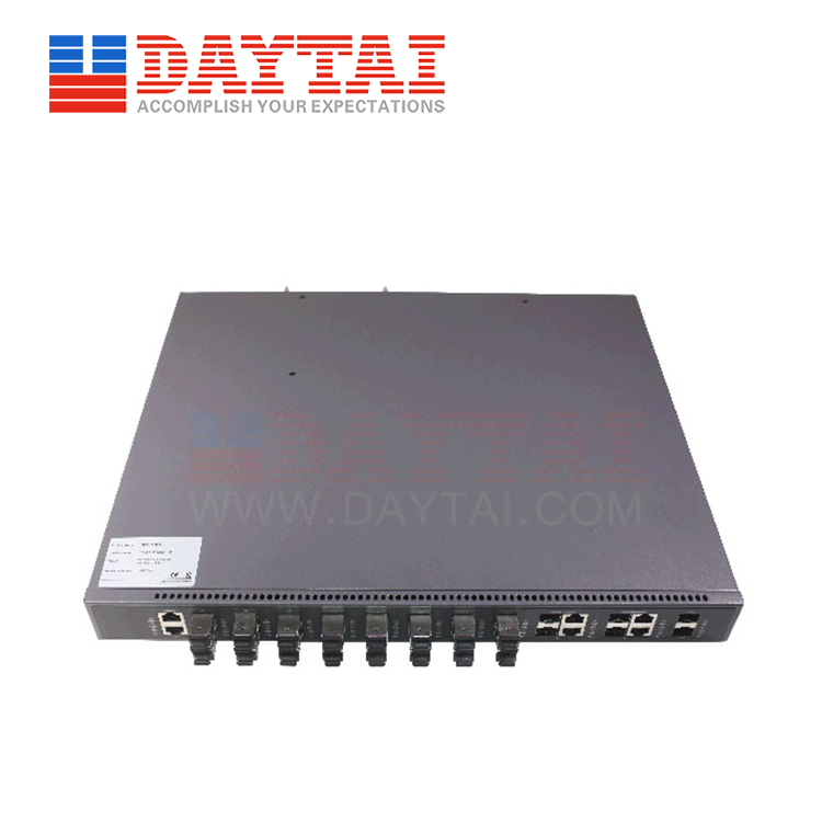 16 PON Port GPON OLT(DT-GOLT-7610-16P)-Layer 3 Switching