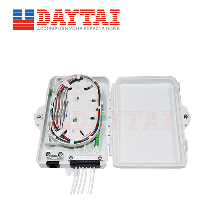 6 Core Optical Distrbution Box (DT-FDB-8006)