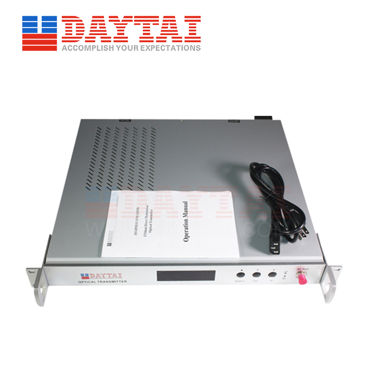 1310nm Direct Modulation Optical Transmitter With AGC