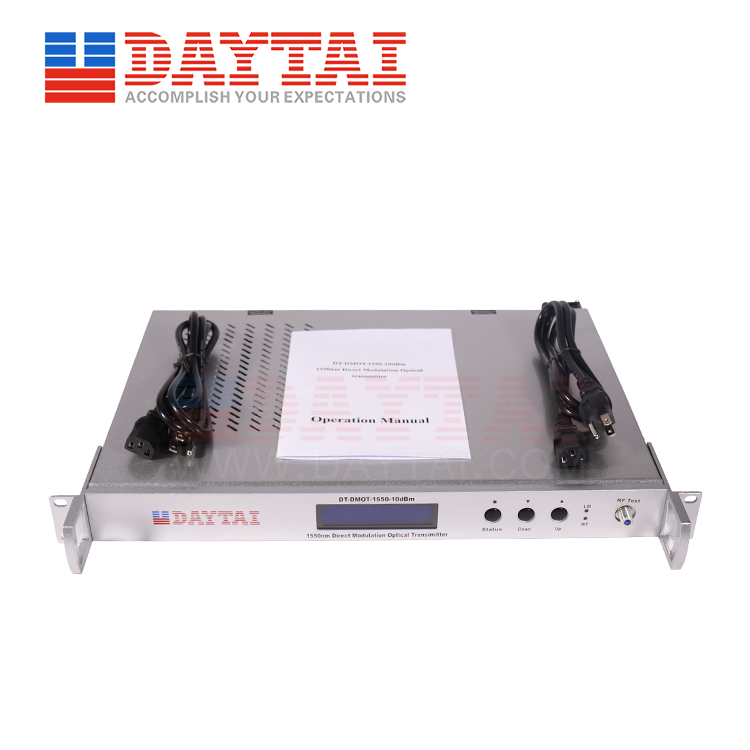 1550nm Direct Modulation Optical Transmitter