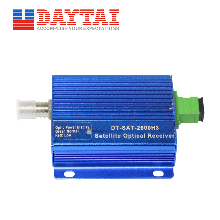 Satellite Optical Receiver (DT-SAT-2600H3)