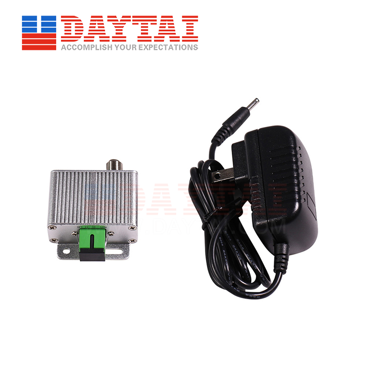 1Way Optical Receiver With AGC (DT-OR-A001A)