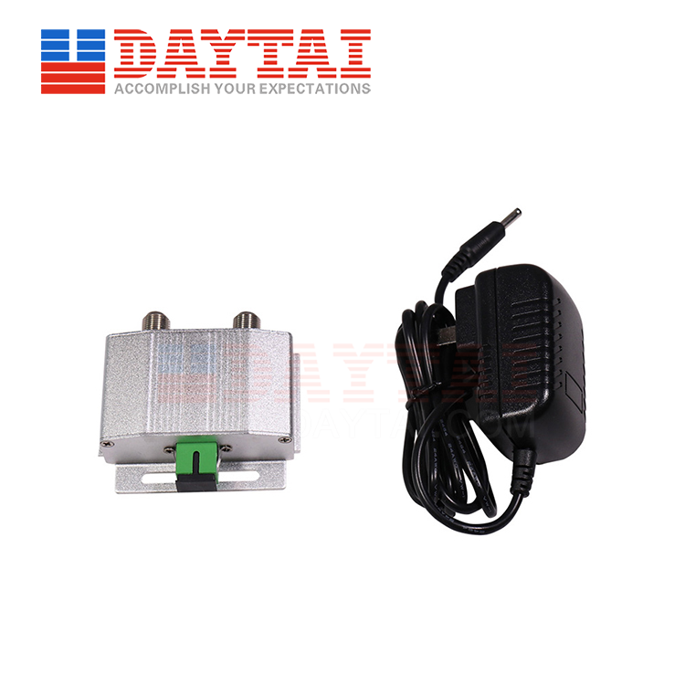 2Way Optical Receiver With AGC (DT-OR-A002A)