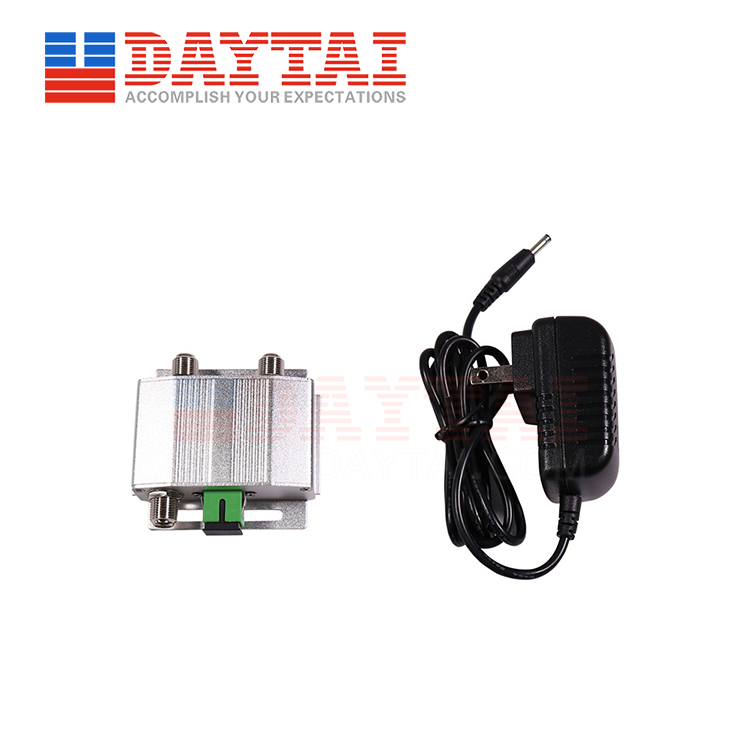 3Way Optical Receiver With AGC (DT-OR-A003A)