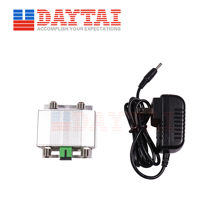 4Way Optical Receiver With AGC (DT-OR-A004A)