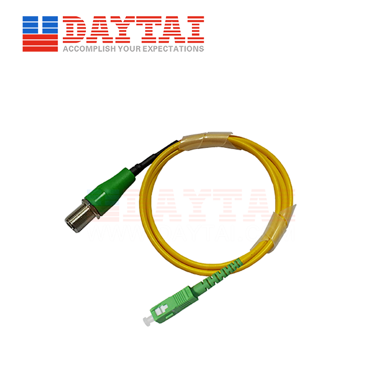 Passive Optical Receiver-F Female-Patch Cord Type(DT-POR-PFF/PFWF)