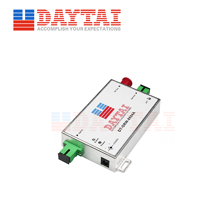 Active CATV+PON Optical Receiver-Aluminum Shell(DT-ORW-8604)