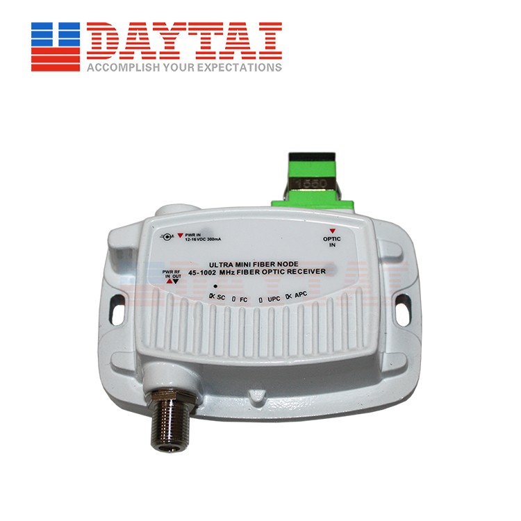 AGC FTTH Optical Receiver (DT-OR-MB)