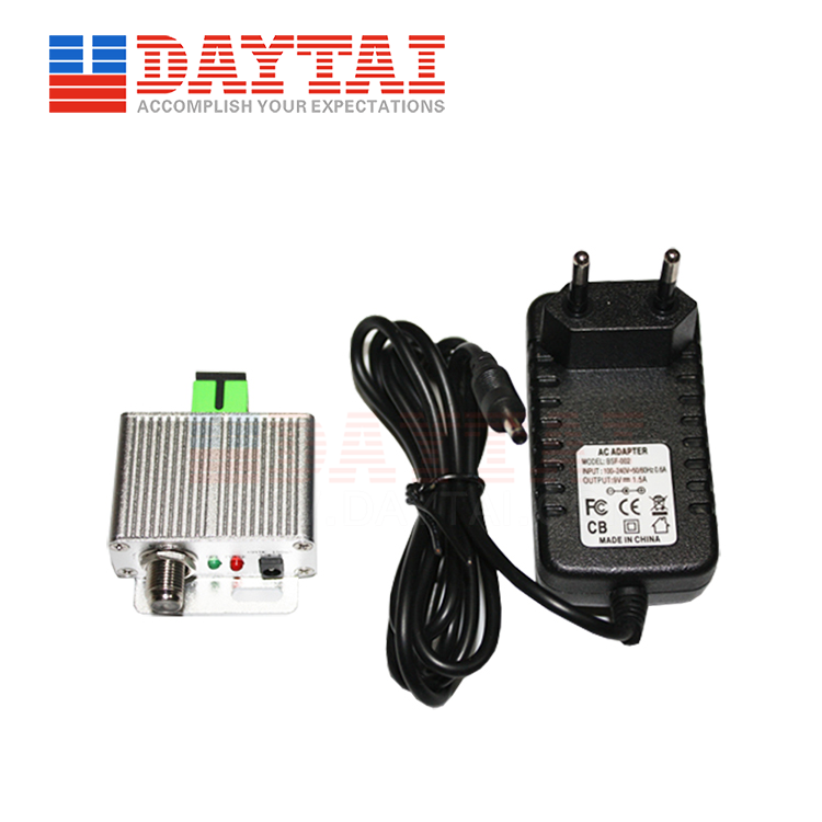 Mini Type FTTH Optical Node/Receiver (DT-OR-MA)
