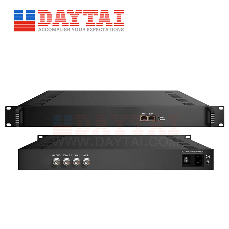 Decoder IP/ASI to SDI HD (DT-DI/ASH-9702)