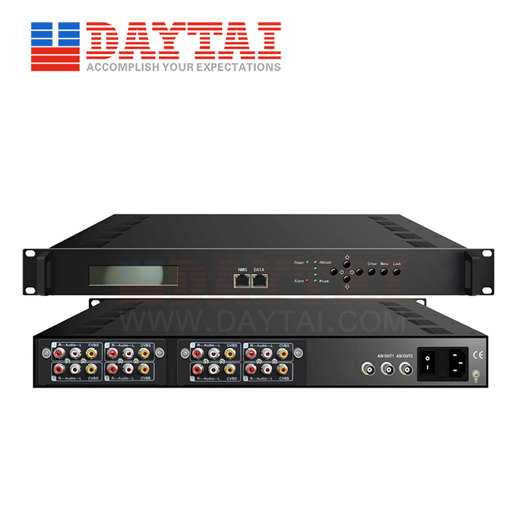 Decoder 8 in 1 (DT-9908I)