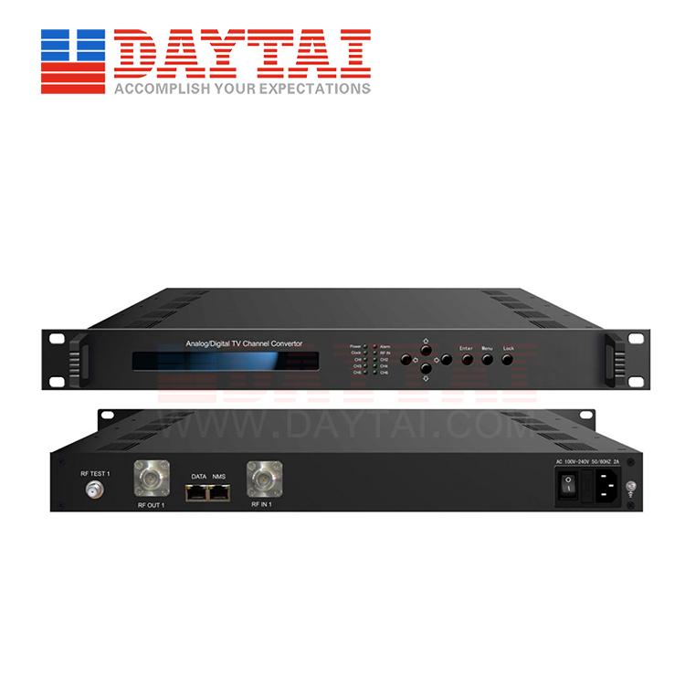 Analog/Digital TV Channel Convertor (DT-ODR-A/DTCC-9559)