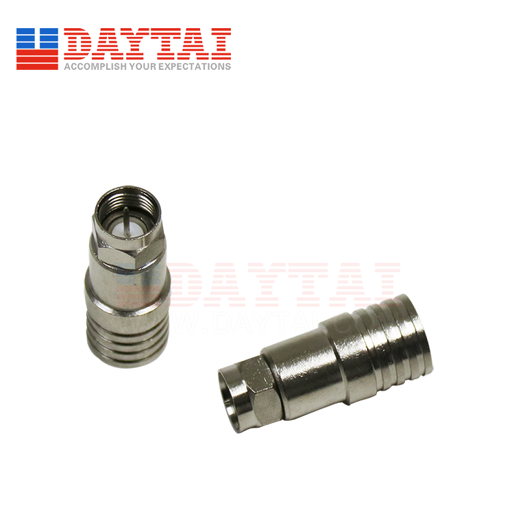 RG11 Crimp Connector-DCL